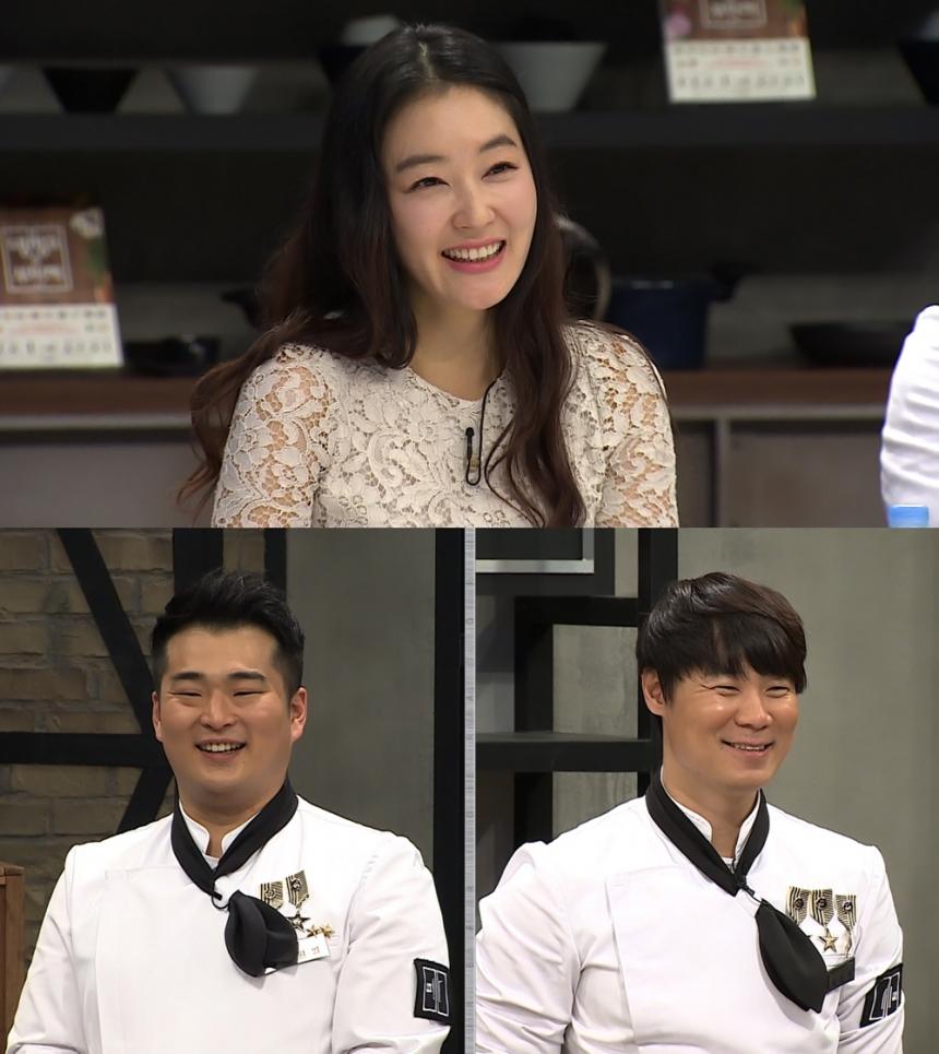 '냉장고를 부탁해' 박진희-최현석-이원일 / JTBC