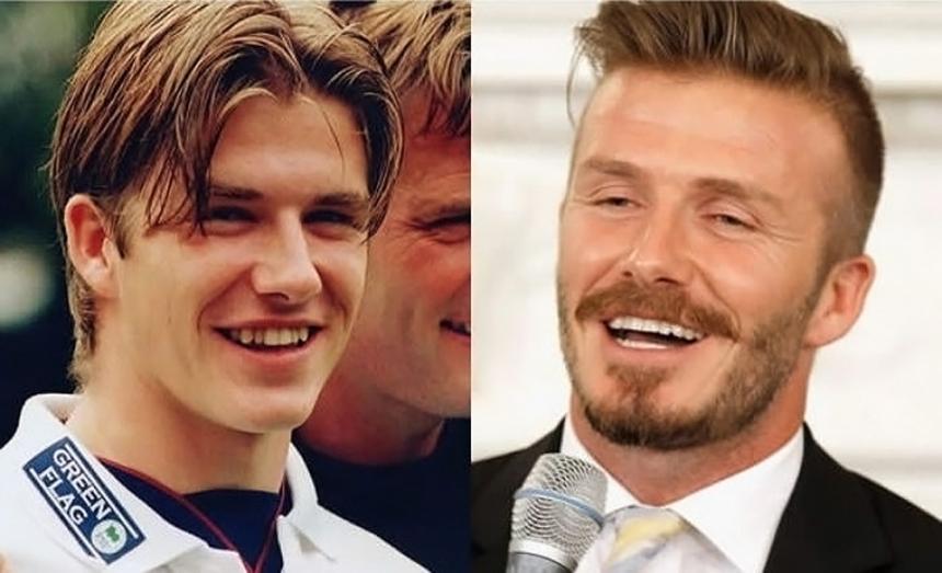 데이비드 베컴(David Beckham) / via 9GAG.com