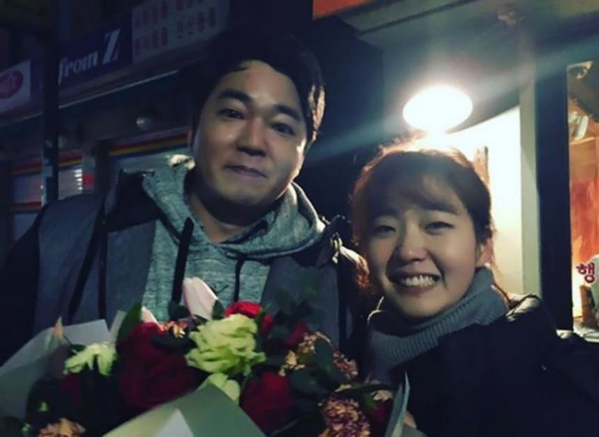 문지윤-김고은 / 문지윤 인스타그램