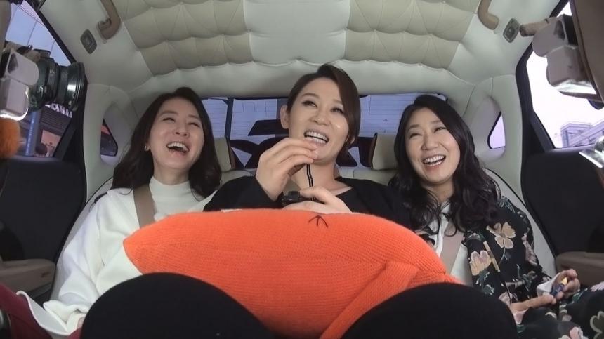 '현장토크쇼 택시' 이일화-라미란-김선영 / CJ E&M