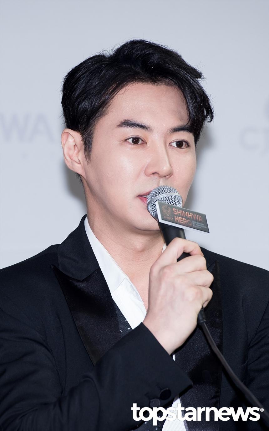 신화(SHINWHA) 전진 / 톱스타뉴스 김민정기자