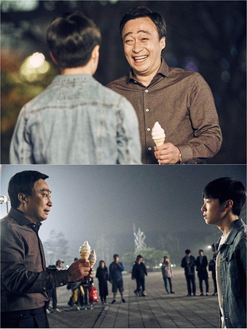 '기억' 이성민-남다름 / tvN '기억'