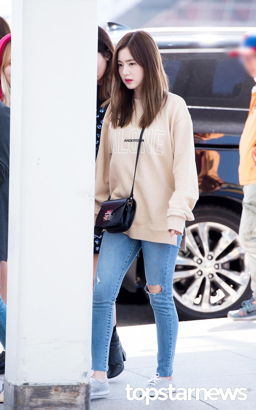레드벨벳(Red Velvet) 아이린 / 인천, 톱스타뉴스 김혜진 기자