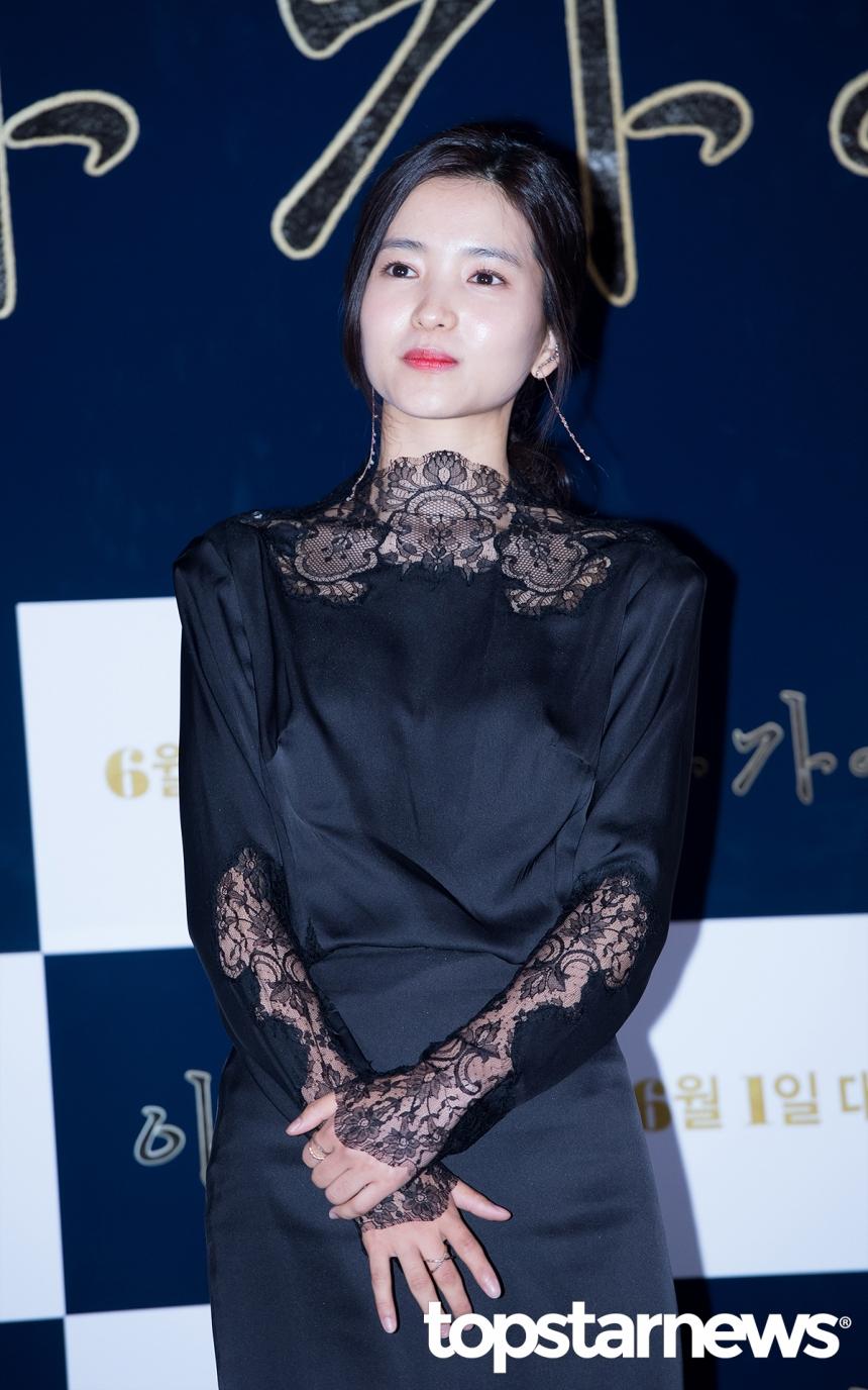 '아가씨' 김태리 / 톱스타뉴스 김혜진 기자