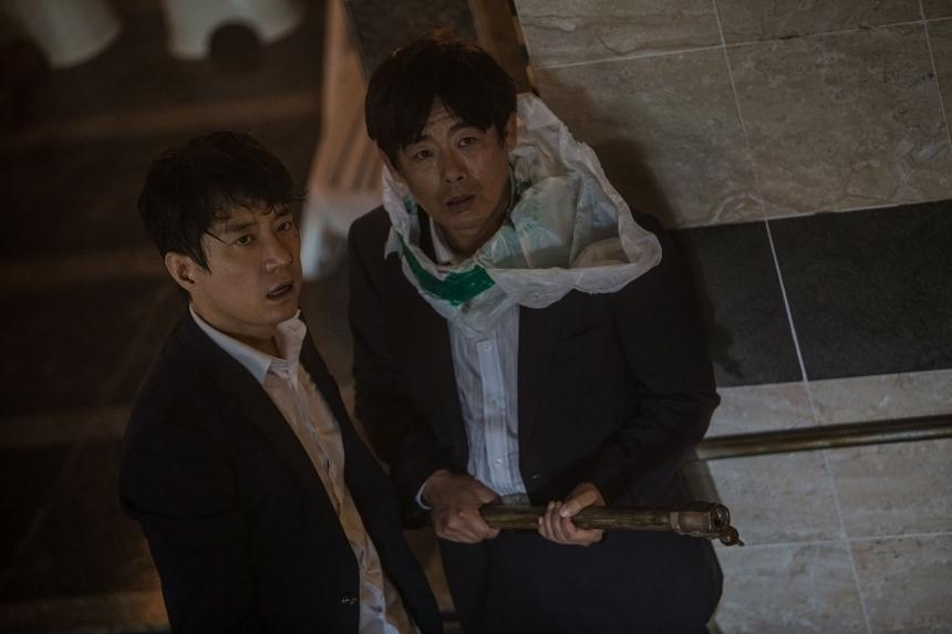 '특별수사 사형수의 편지' 김명민-성동일 / NEW