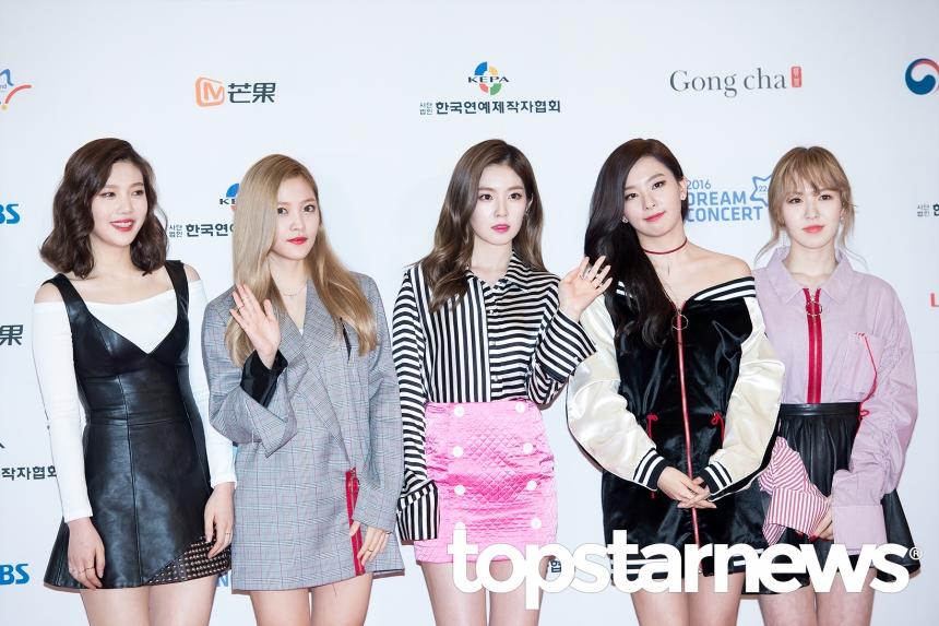 레드벨벳(Red Velvet) / 서울, 톱스타뉴스 김민정 기자
