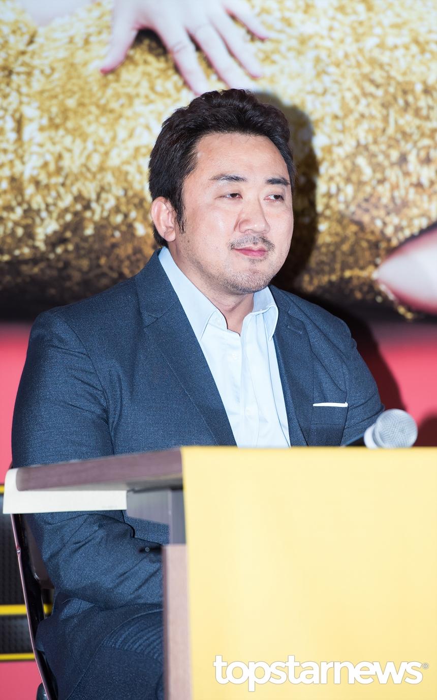 '굿바이 싱글' 마동석 / 톱스타뉴스 김민정 기자