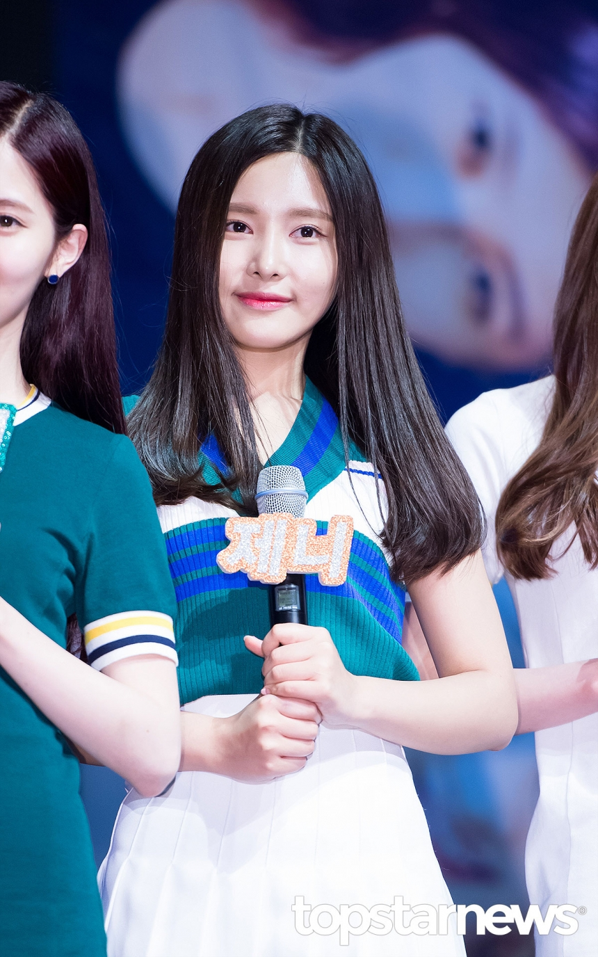 다이아(DIA) 제니 / 톱스타뉴스 김혜진기자