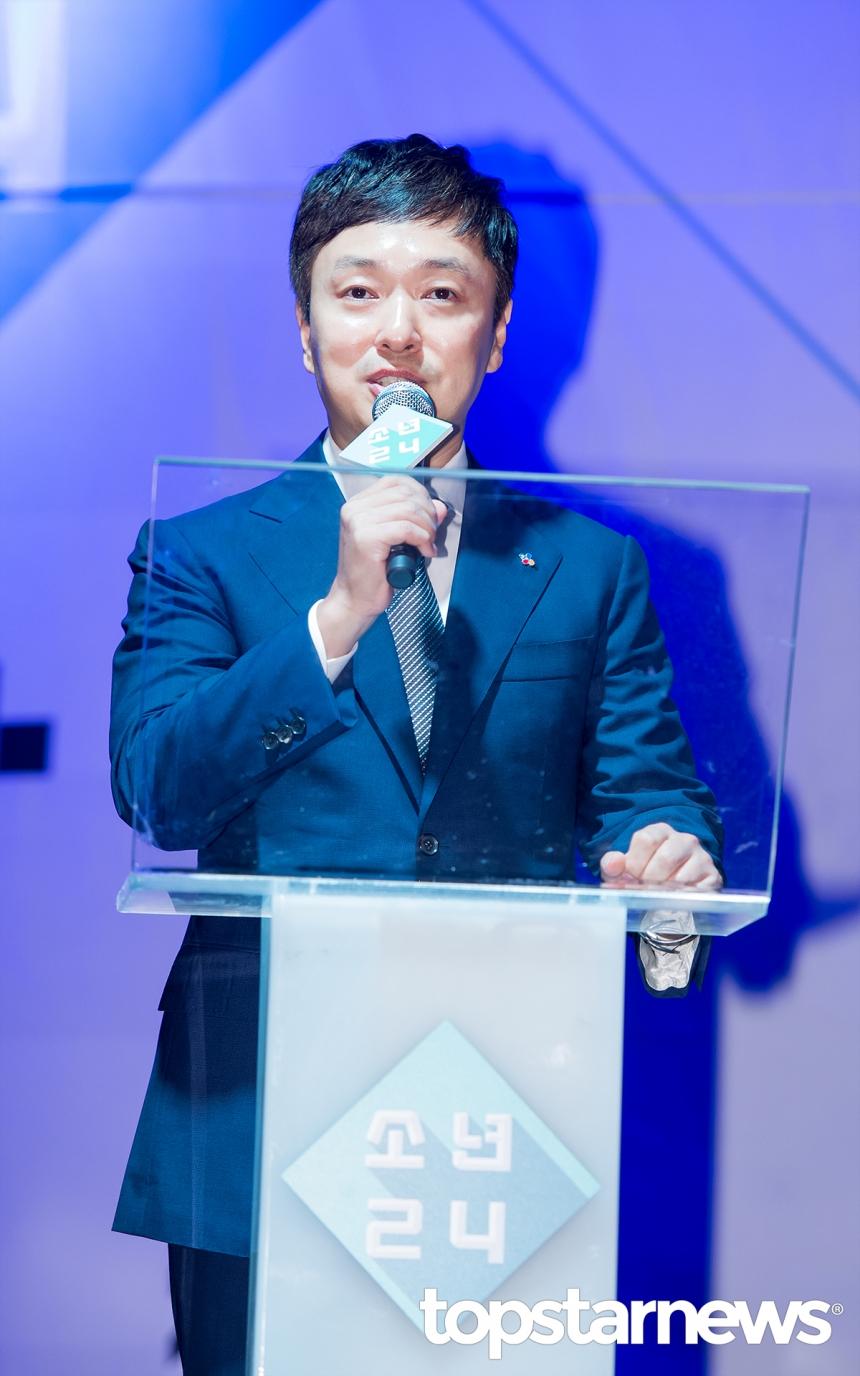 '소년24' 안석준 CP / 톱스타뉴스 김민정기자