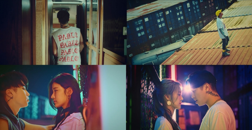 베이빌론(Babylon) '처음 본 여자는 다 예뻐' 티저 / KQ프로듀스