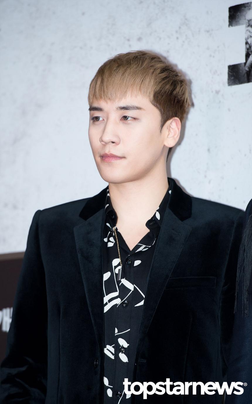 빅뱅(BIGBANG) 승리 / 톱스타뉴스 김민정기자