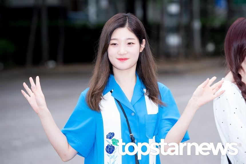 다이아(DIA) 채연 / 서울, 톱스타뉴스 김혜진 기자