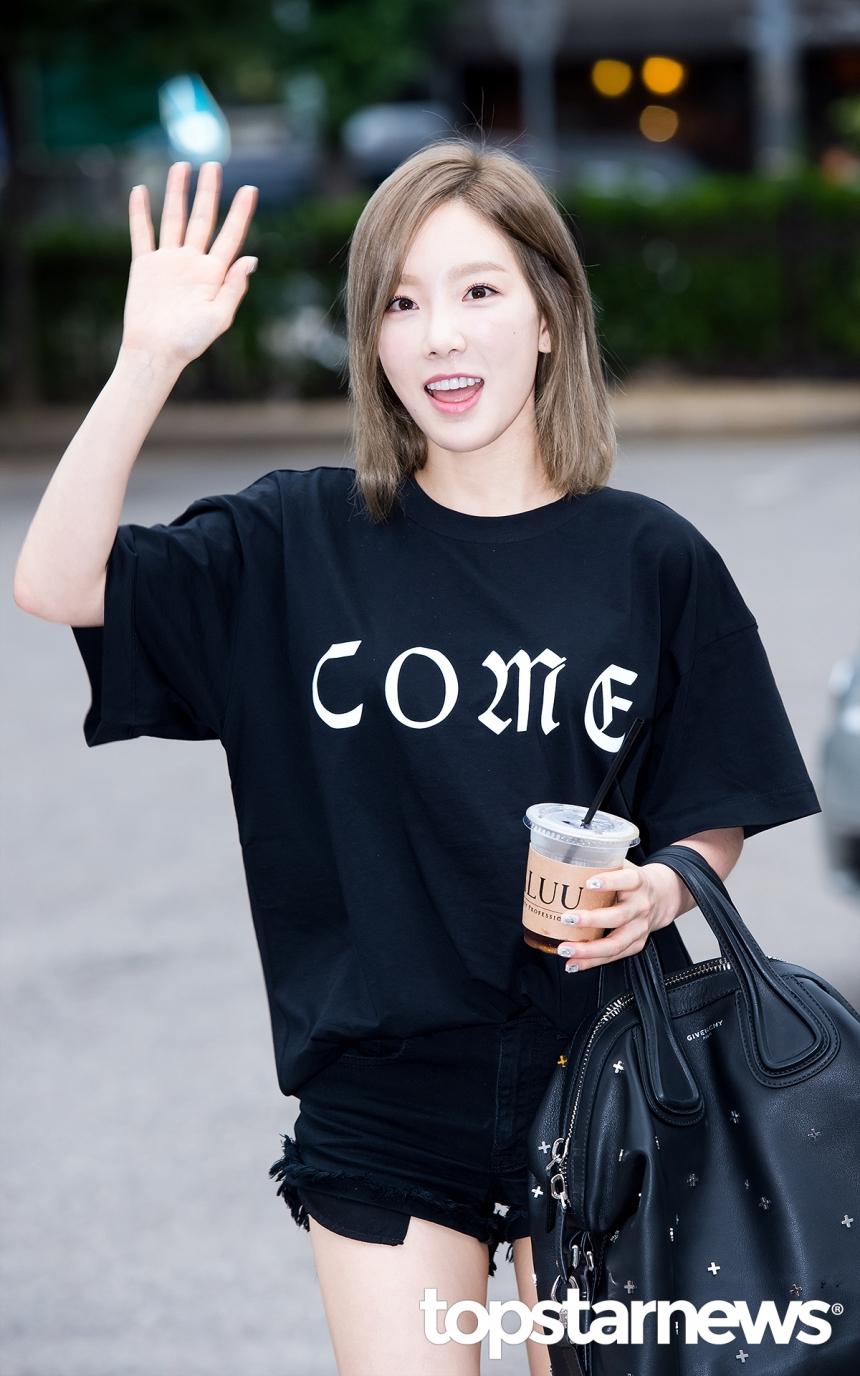 소녀시대 태연 / 톱스타뉴스 포토뱅크