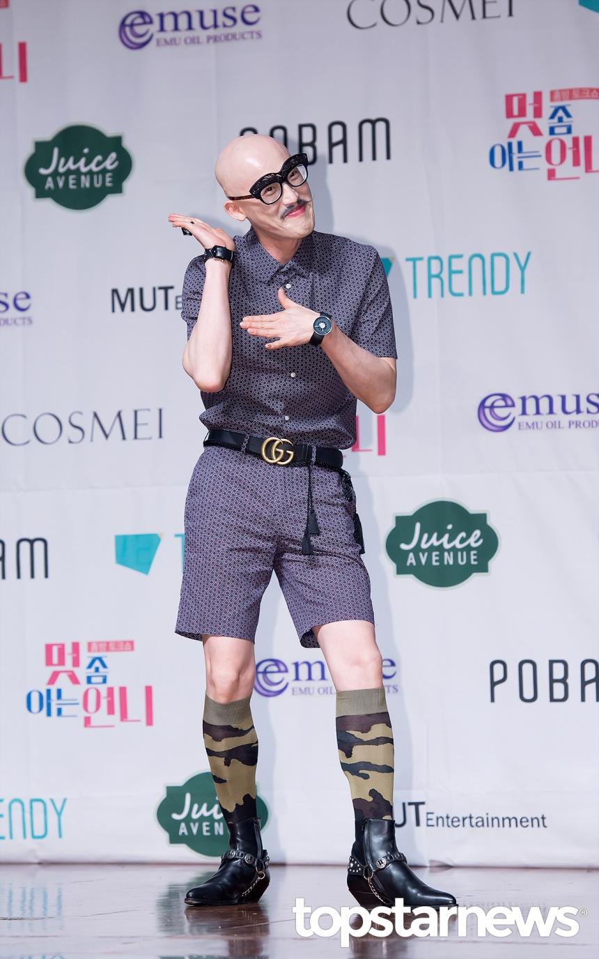 '멋 좀 아는 언니' 황재근 / 톱스타뉴스 김혜진기자