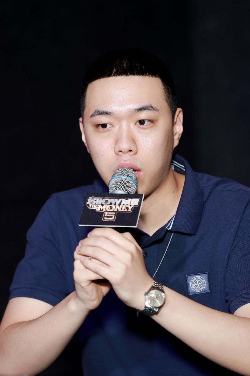 비와이 / Mnet '쇼미더머니5'