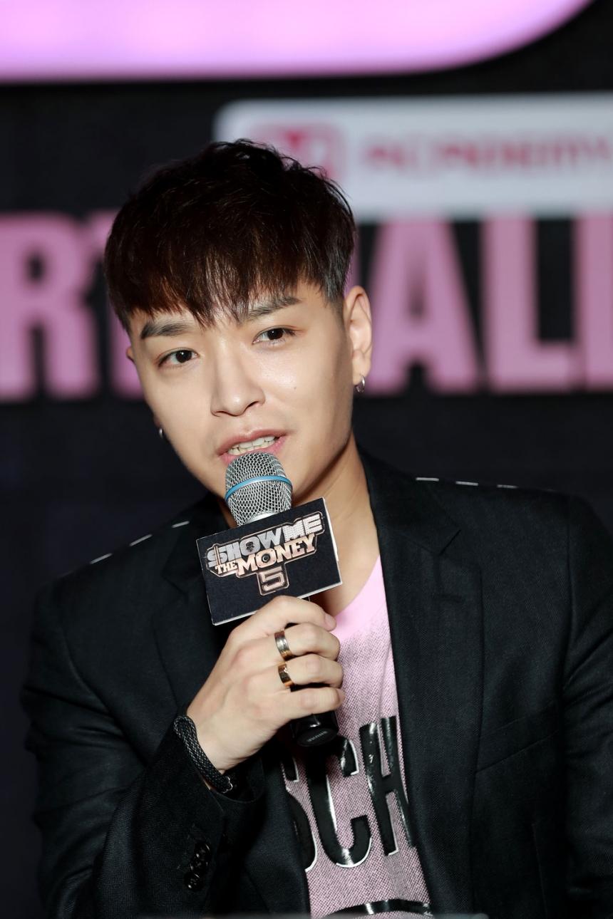 사이먼 도미닉 / Mnet '쇼미더머니5'