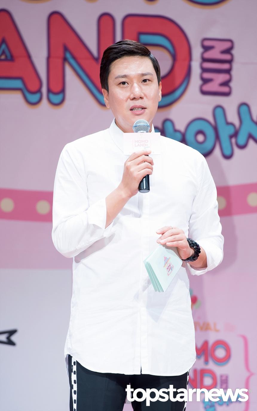 '모모랜드를 찾아서' 이상민 / 톱스타뉴스 김혜진기자