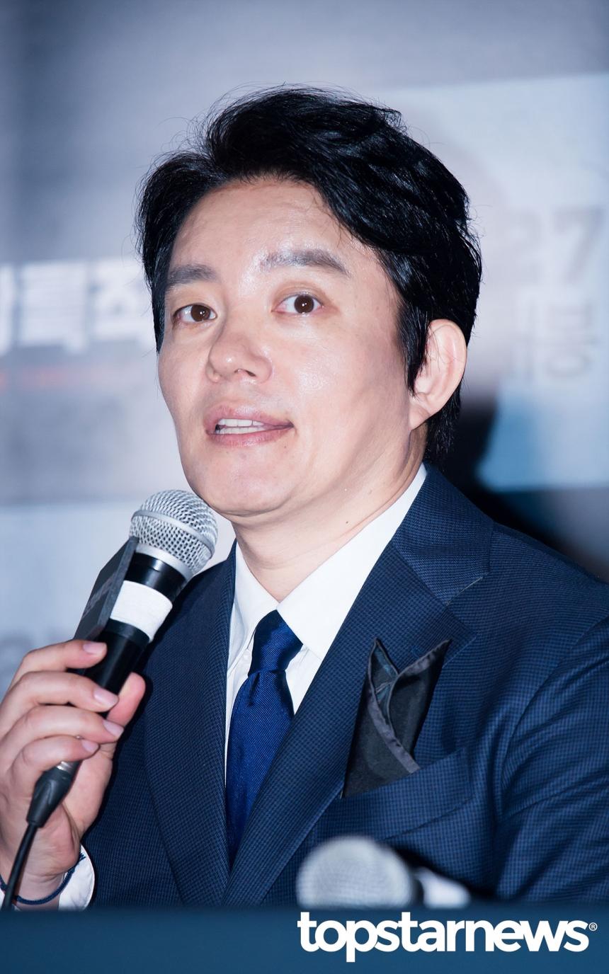 '인천상륙작전' 이범수 / 톱스타뉴스 김민정 기자