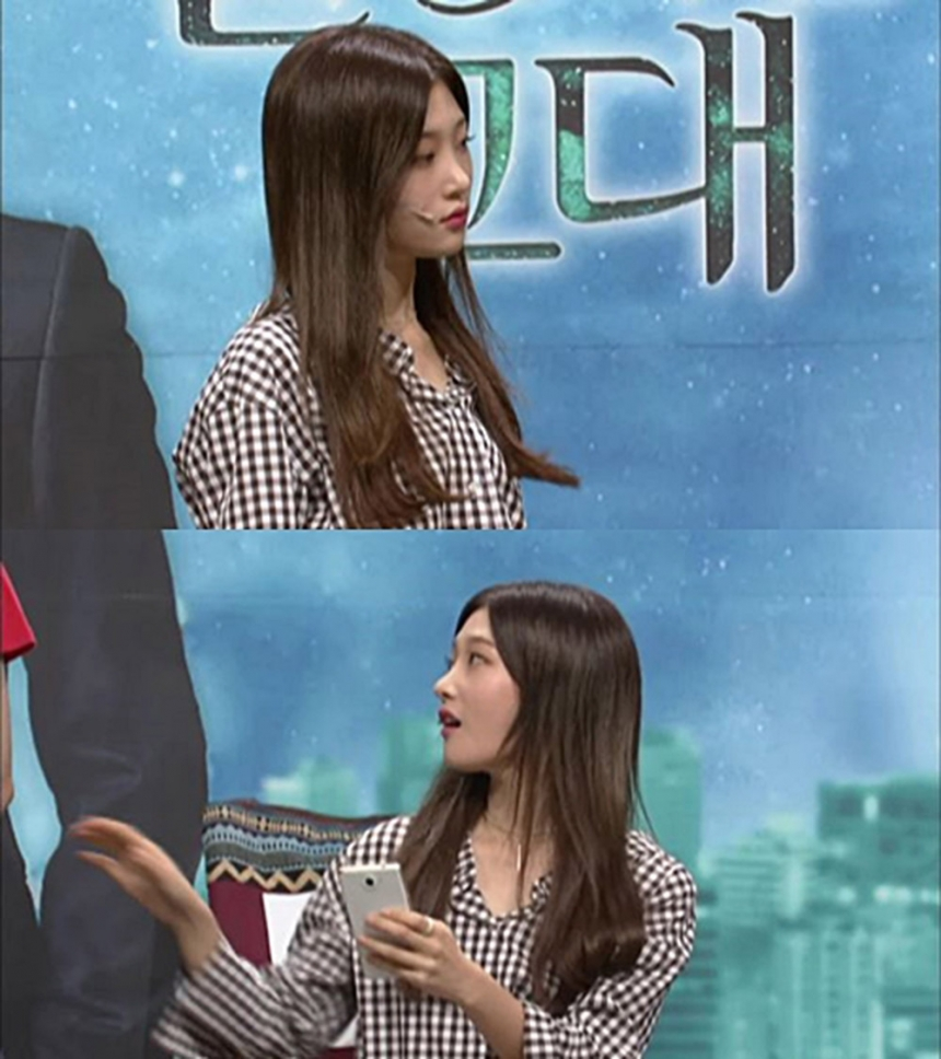 '코미디빅리그' 다이아(DIA) 정채연 / tvN '코미디빅리그'