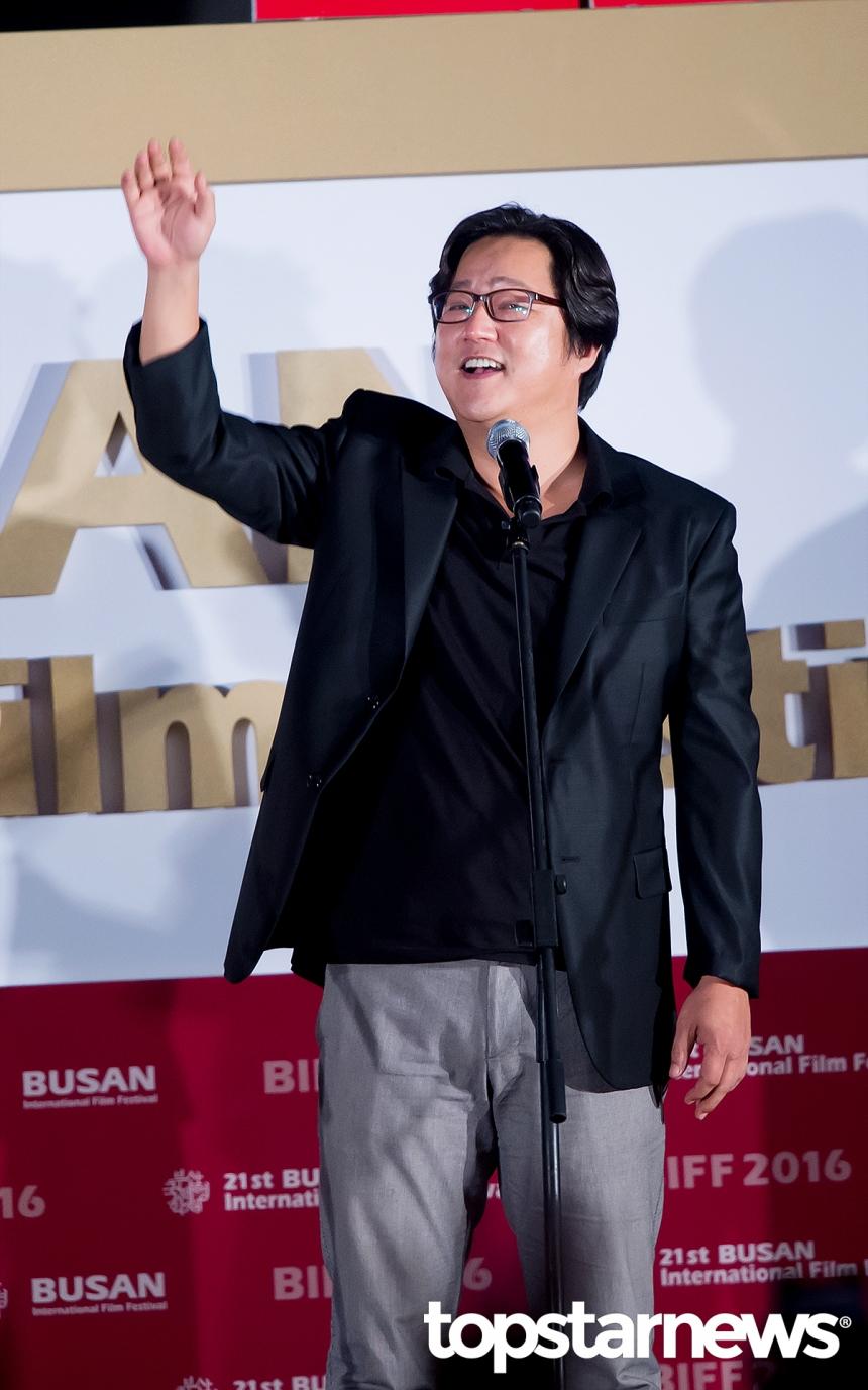 곽도원 / 부산, 톱스타뉴스 김혜진 기자