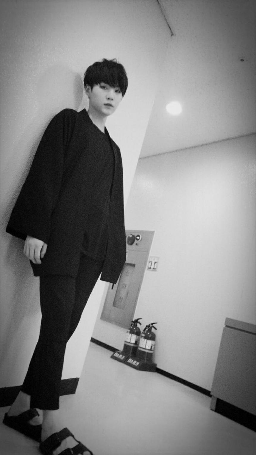 방탄소년단(BTS) 슈가 / 방탄소년단 공식 트위터