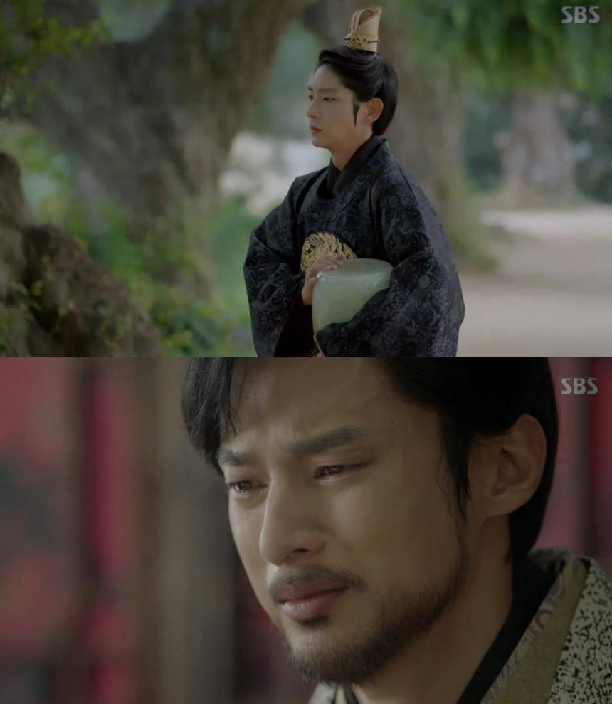 '달의 연인-보보경심 려' 이준기-윤선우 / SBS '달의 연인-보보경심 려' 화면 캡처