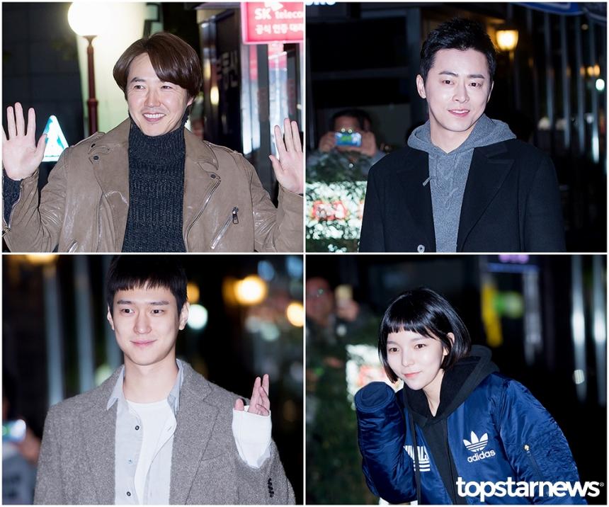 윤상현-조정석-고경표-박진주 / 톱스타뉴스 HD포토뱅크