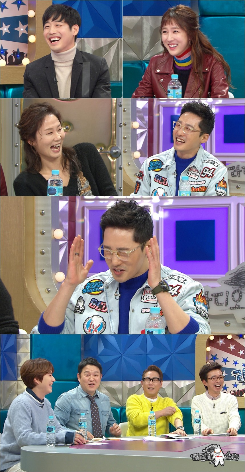 '라디오스타' 이수경-김선영-김재원-황동주 / MBC '라디오스타'