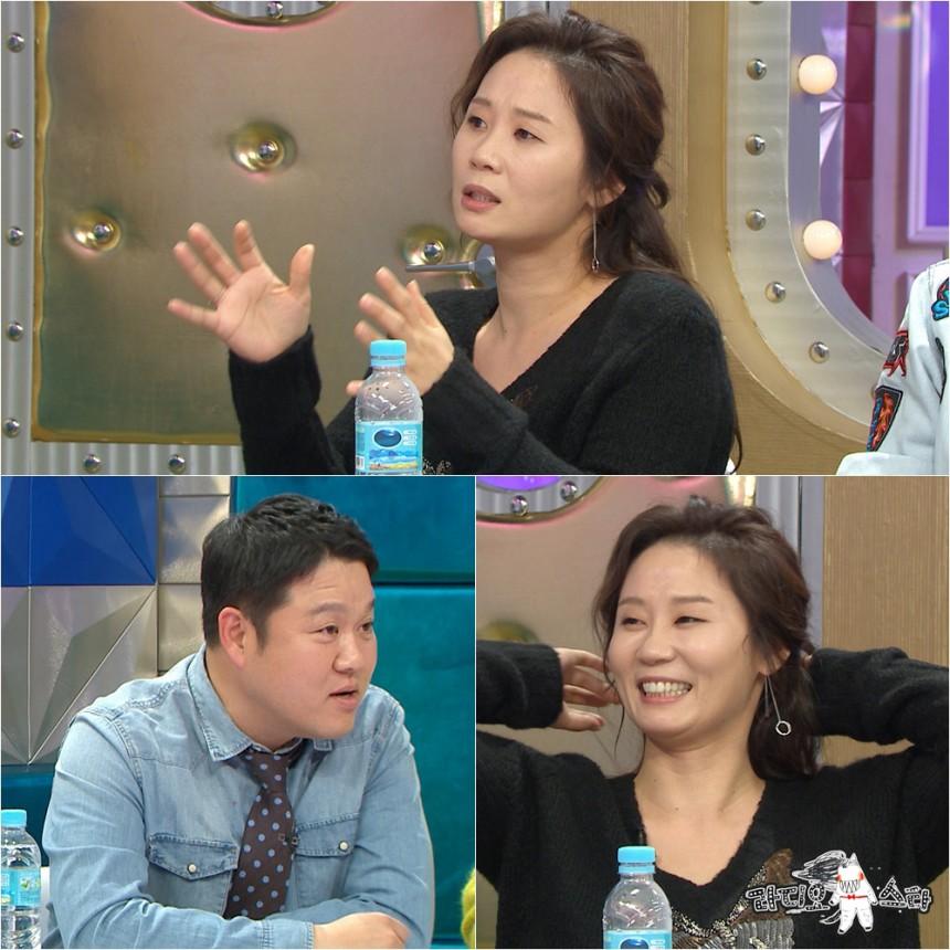 '라디오스타' 김선영-김구라 / MBC '라디오스타'