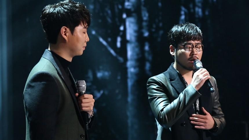 '팬텀싱어' 김현수-손태진 / JTBC '팬텀싱어'