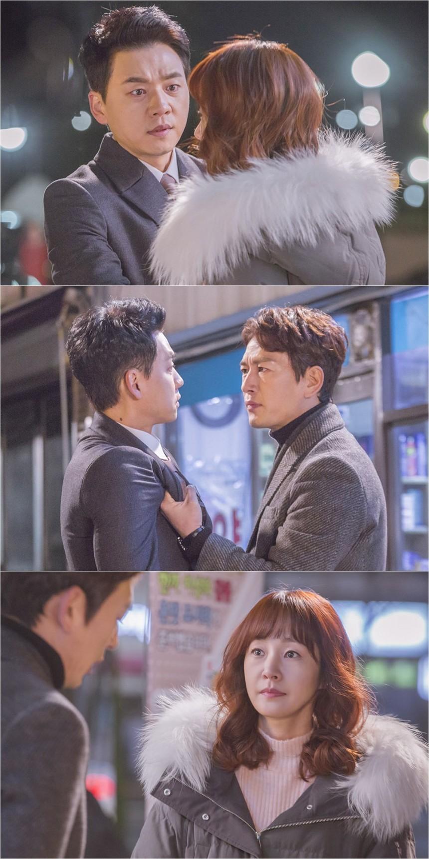 '다시, 첫사랑' 김승수-박정철 / KBS2 '다시 첫사랑'