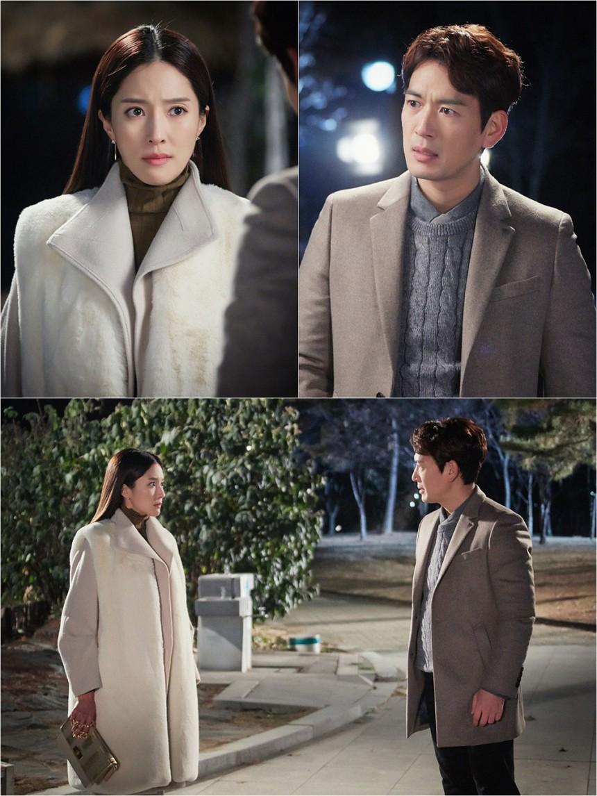 '다시 첫사랑' 왕빛나-박정철 / KBS 미디어