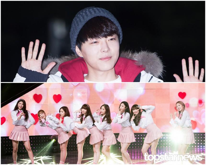 박시환-러블리즈(Lovelyz) / 톱스타뉴스 HD포토뱅크