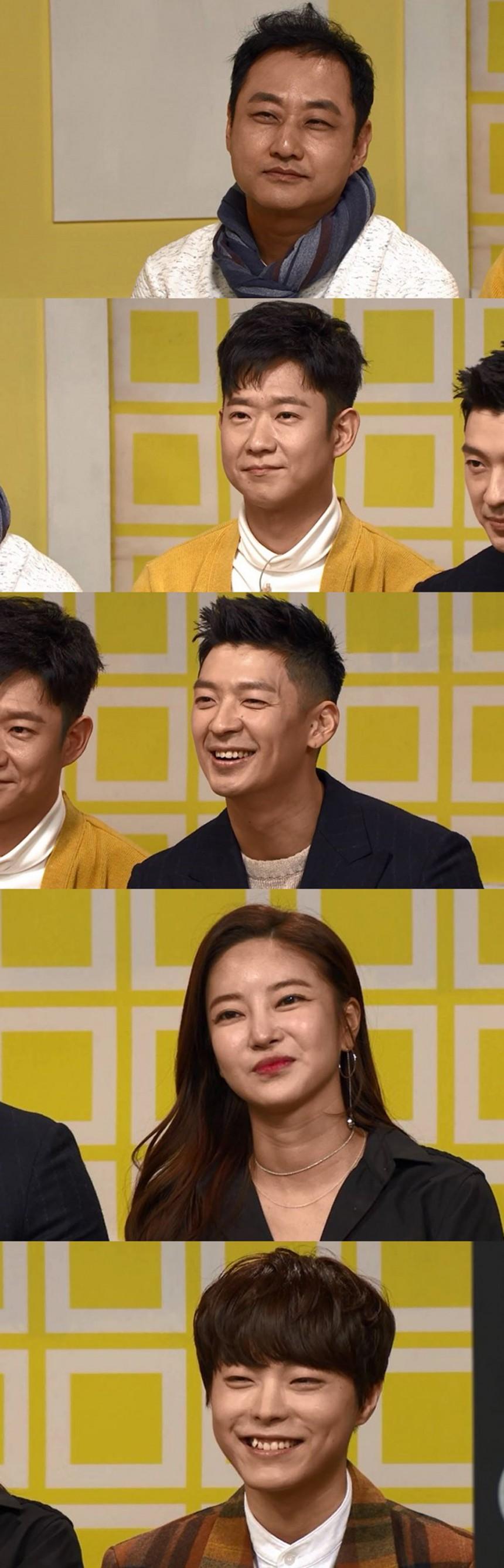 '비디오스타' 김수용-천명훈-팀-NS윤지-박시환 / MBC에브리원 '비디오스타'