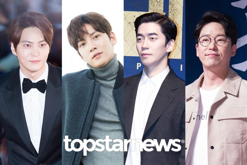 주원-지창욱-신성록-엄기준 / 톱스타뉴스포토뱅크