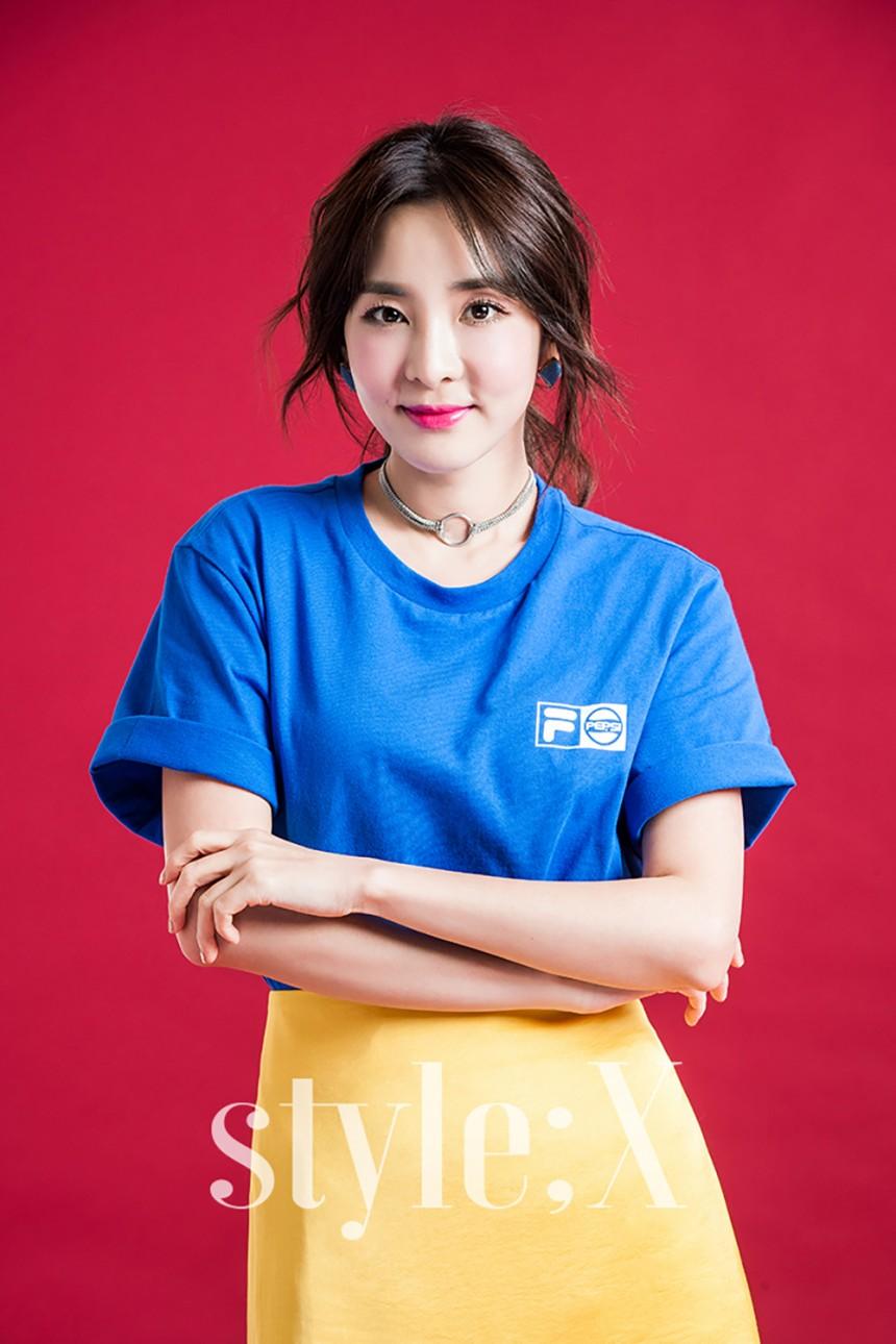 산다라박 / 스타일엑스
