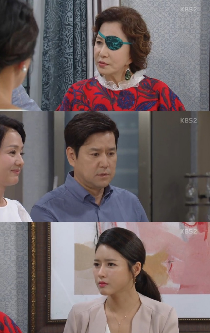 '이름 없는 여자' 서권순-변우민-오지은/KBS 2TV '이름 없는 여자' 방송 캡처