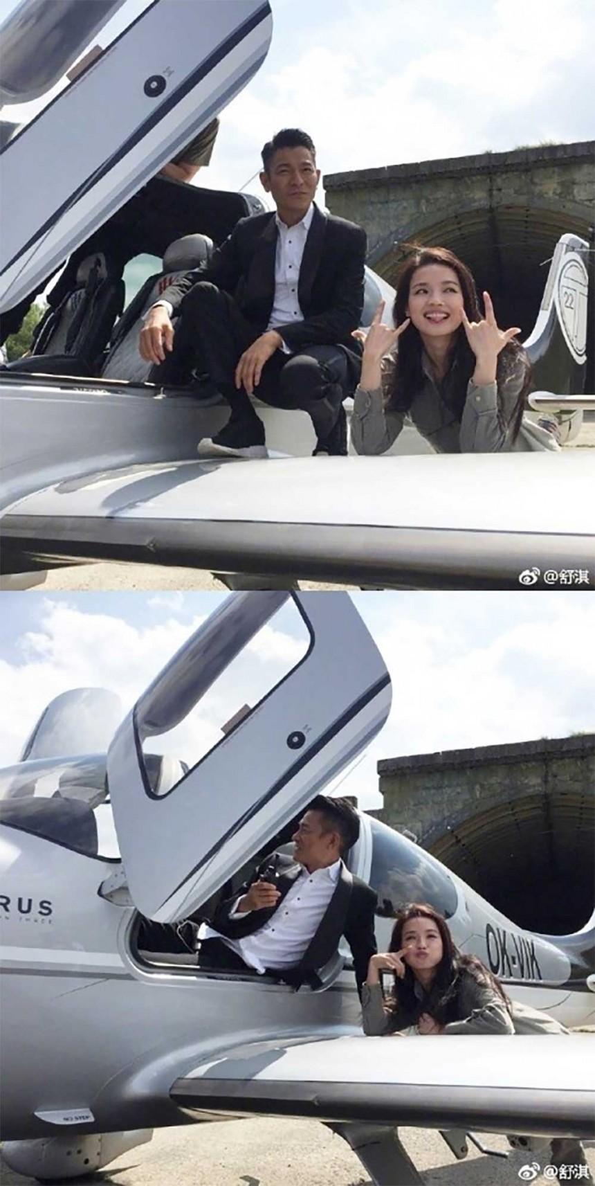 서기-유덕화 / 서기 웨이보