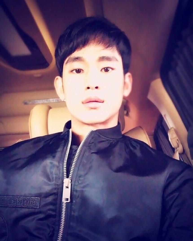 김수현 / 김수현 인스타그램