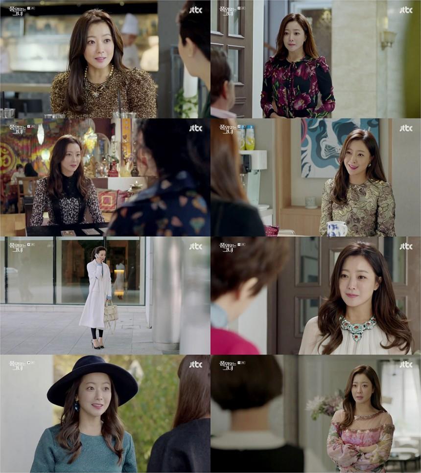 '품위있는 그녀' 우아진 / JTBC '품위있는 그녀' 1, 2회 영상 캡쳐