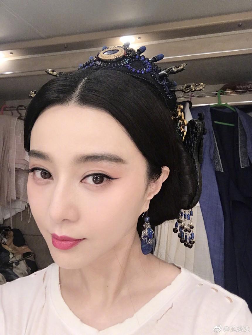 판빙빙 / 판빙빙 웨이보