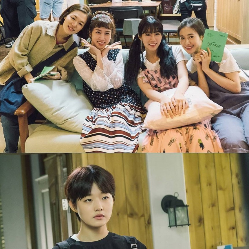 '청춘시대2' / 한승연 인스타그램