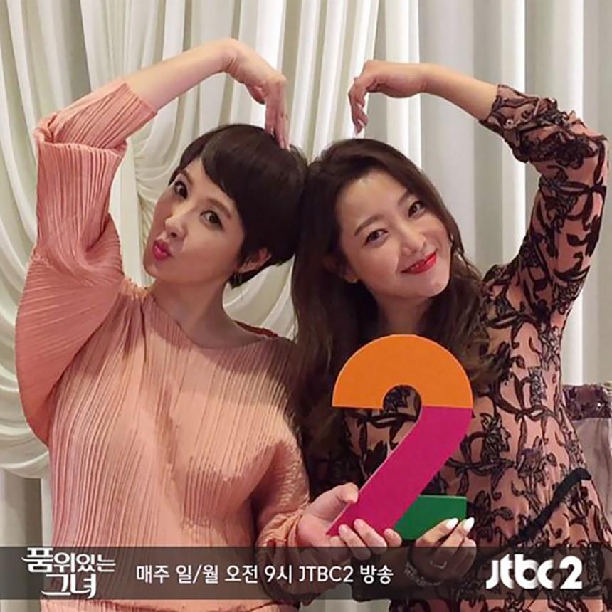 김선아-김희선 / 김선아 인스타그램