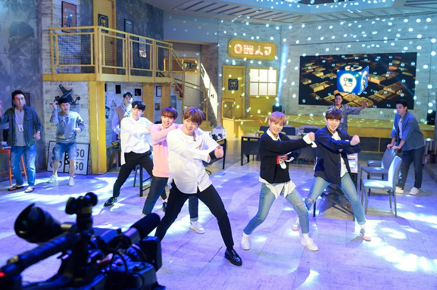 워너원 / MBC 제공