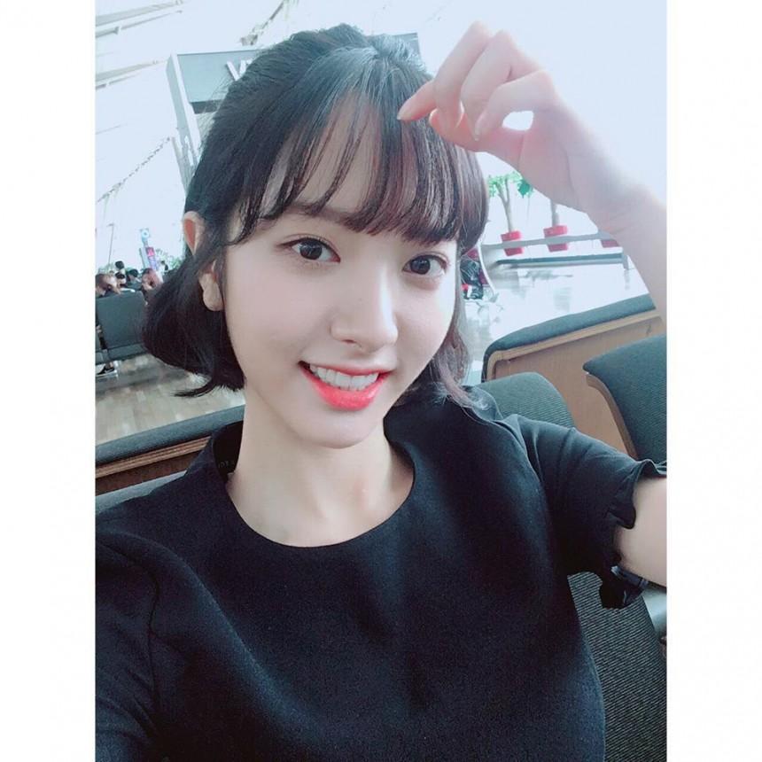 보나 / 우주소녀 공식 인스타그램