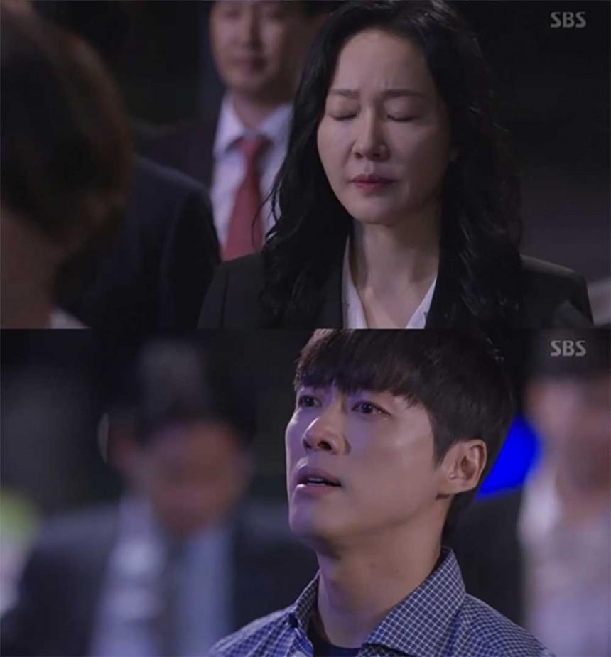 '조작' 남궁민 / SBS '조작' 갈무리