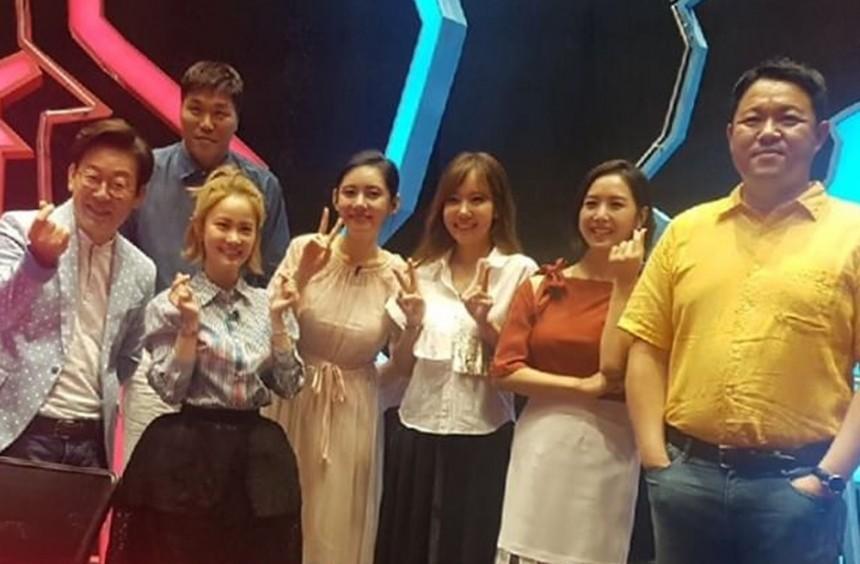 '동상이몽2' 출연진 / 이재명 인스타그램