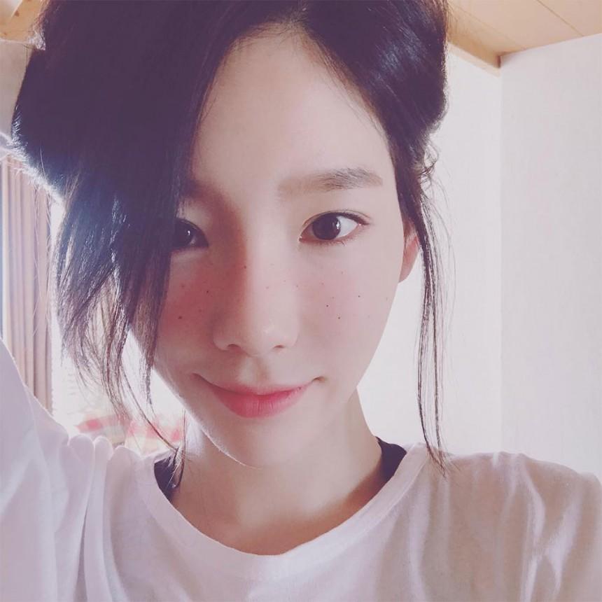 소녀시대 태연 / 태연 인스타그램