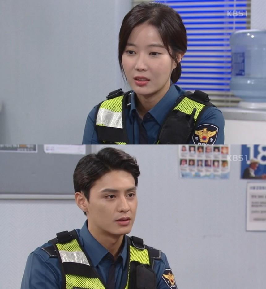 '무궁화 꽃이 피었습니다' 임수향-도지한/KBS 2TV '무궁화 꽃이 피었습니다' 방송 캡처