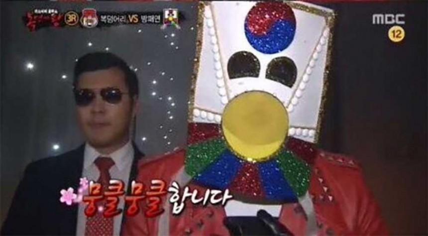 '복면가왕' 방패연 전우성